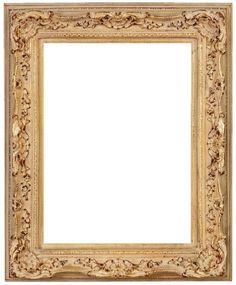 Watkins Narrow Baroque Style Art Frame