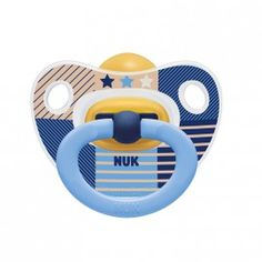Pack 2 chupetes Nuk Azul