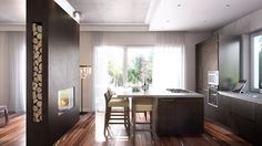 Amadeus Kerlite - Кухня в современном стиле | PINWIN - конкурсы для…
