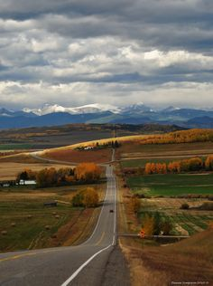 Country Roads by Tania Simpson on Flickr