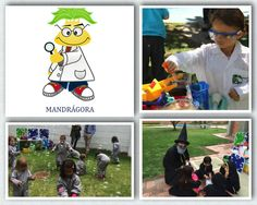 MANDRAGORA fiestas con ciencia 3162393885, 3112831041, 3208862791, 5212214 Bogotá Colombia mandragorafiestas@gmail.com Baseball Cards, Sports, Bogota Colombia, Parties Kids, Science, Hs Sports, Sport