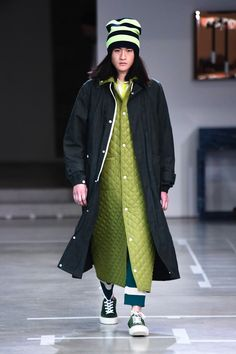 Sunnei | Menswear - Autumn 2018 | Look 18
