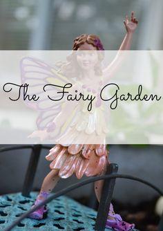 #Fairy #Garden -- my absolute favorite #kids activity every summer!