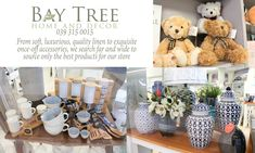 Bay Tree Home and Decor is located in the South Coast Mall on KZN, our coffee shop sells home made food and our decor section has something for everyone. Bathroom Accessories, Decorative Accessories, Decorative Items, Coffee Shop, Mall, Coast, Range, Trends, Website