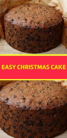 Easy Christmas Cake – What To Cook For Dinner Christmas Sweets, Christmas Baking, Christmas Cakes, Christmas Bounty, Christmas Buffet, Holiday Baking, Christmas Holiday, Crack Cake, Cookie Recipes