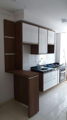 Kitchen small modern drawers New Ideas Modern Kitchen Furniture, Modern Kitchen Interiors, Modern Kitchen Design, Interior Design Kitchen, Small Kitchen Layouts, Kitchen Small, Dirty Kitchen, Modern Drawers, Small Apartment Kitchen