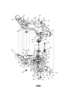 mtd rear tine tiller diagram | mtd rear tine tiller wheel shaft/tine shaft  parts