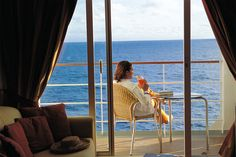 Could you get used to mornings LIKE this? Msc Cruises, Italian Style, Windows, Mornings, Addiction, Image, Acre, Ramen, Window
