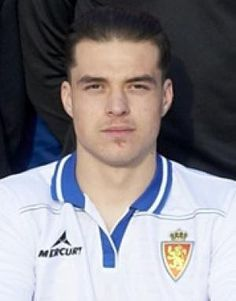 Jorge Pombo Real Zaragoza 2016/17 14ª incorporación (jugador nº 720)