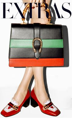 Gucci | SS 2016 Collection | cynthia reccord