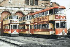 Double Deck, Number 7, Light Rail, Sunderland, Public Transport, Coaches, Manchester, Transportation, The Outsiders