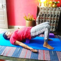 How To Use Yoga Blocks For Back Pain, Anxiety And Improved Posture - yogarsutra Kundalini Yoga, Ashtanga Yoga, Vinyasa Yoga, Yoga For Osteoporosis, Yoga For Flat Tummy, Fish Pose, Cobra Pose, Yoga For Back Pain, International Yoga Day