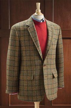 827d8128f5f Lightweight Tweed Sportcoat - Lightweight Highland Tweed Plaid Sport Coat  -- Orvis on Orvis.com!