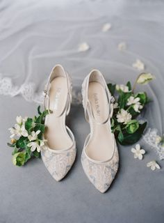 148d5bbd3c9ee4 Looking for the Perfect Wedding Shoes  We ll Take One of Each Please.