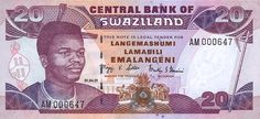 Images Swaziland Currency 9534