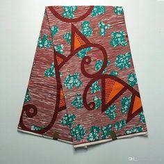 YBGHA-69 New African Wax Print Fabric,Ankara Fabrics Batik Super Hollandais Wax…