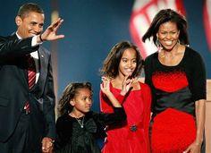 1st African American President, Barack Obama