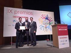"""#MytripleA: #premio al producto más #innovador en el """"IX Premios Castilla y León Económica"""" 2015"""
