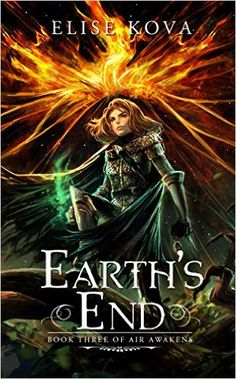 Amazon.com.br eBooks Kindle: Earth's End (Air Awakens Series Book 3) (English Edition), Elise Kova