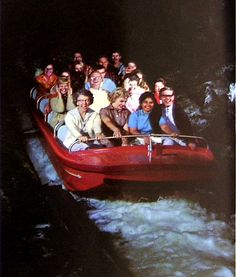 People dressed much nicer for Disneyland back then than they do now.  LOL!