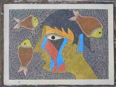 9. Madhubani Painting