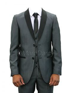 Mens Grey Tuxedo Style Three Piece Suit Ideal for Weddings Photoshop Images, Photoshop Design, Free Photoshop, Suit Fashion, Grey Fashion, Grey Tuxedo, Three Piece Suit, Wedding Suits, Formal Wear
