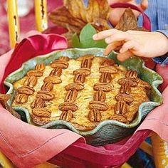 Best Apple Pie Recipes: Caramel Apple-Pear Cobbler With Oatmeal Muffin Crust