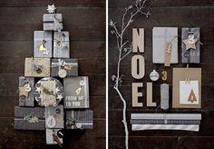 16x Neutrale Kerstdecoraties : 10 beste afbeeldingen van kerst trends 2015: industrieel