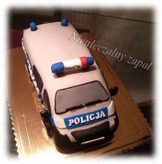 cake car ,police
