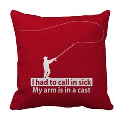 Limited Edition I Had To Call In Sick My Arms A Cast Pillow Case