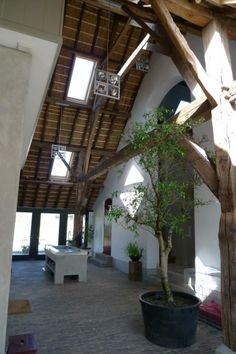 Interieur verbouwde boerderij