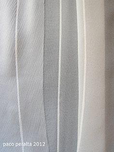 técnicas de costura de telas transparentes