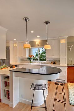 Galley Kitchen Design Ideas, Pictures, Remodel, and Decor - page 67