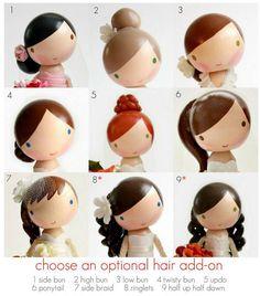 Hair add-ons ideas