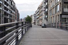 Sluseholmen Canal District Copenhagen, Street View