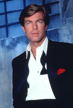 Peter Bergman, who played the role of Jack Abbott in 1989.