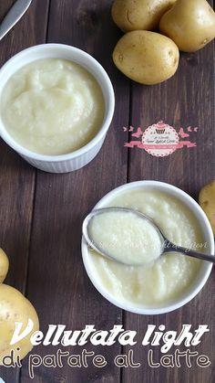 NUOVA RICETTA LIGHT SUL MIO BLOG... Una ricetta semplice e facile, non che saporita e delicata, è la VELLUTATA LIGHT DI PATATE AL LATTE... Non potete perderla!!! =) PER LA RICETTA: http://blog.giallozafferano.it/ricettesuperlightdigiovi/vellutata-light-di-patate-al-latte-210-cal/
