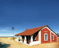 Goa - The Beach House