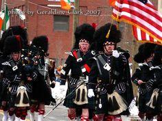 St Patrick's Day Parade Binghamton NY 2007   ...photo by geraldine clark