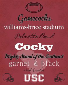 #gamecocks