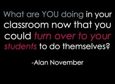 Podcast + blog post: How to empower students to take ownership of their learning