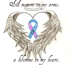 pregnancy and infant loss tattoo