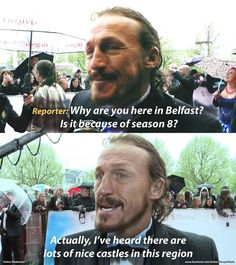 Game of Thrones . . .Give Bronn his castle!
