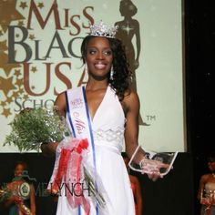 Cortnee Smith, Miss Black Illinois USA 2013 and a member of Sigma Gamma Rho Sorority, Inc.