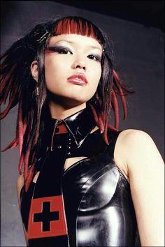 Hair Styles World  Women Hairstyles  Gothic Hairstyles - Goth Hairstyles 5c2aa0a6a
