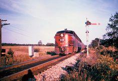 Railroad Industry, Train Engines, Lehigh Valley, Train Car, United States, World, American, Roads, Diesel