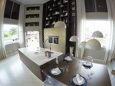 Cozinha da Simonetto Actual, de Curitiba-PR