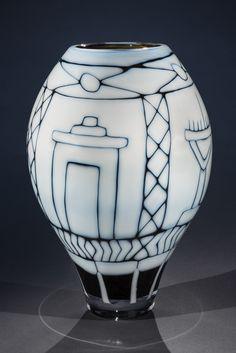 Jean-Marie Giguère, glass art
