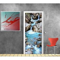 l'image Tube Carton, Les Stickers, Decoration, Polaroid Film, Image, Wall Decals, Deceit, Puertas, Decor