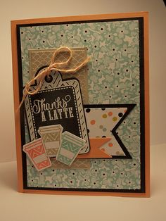 Card by Julie S. using Holiday Treats from Verve.  #vervestamps